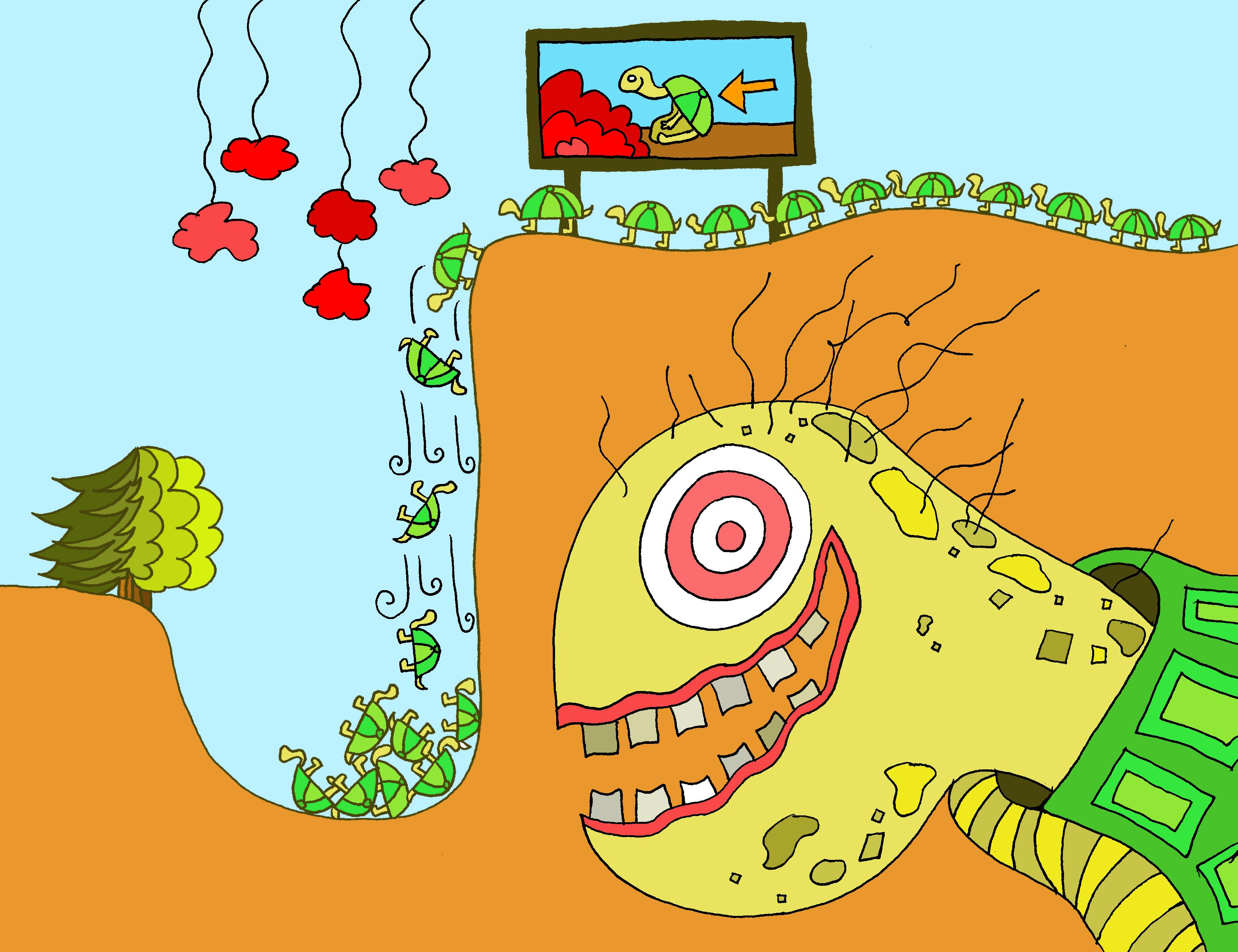 Suspicious Turtles – Part 2